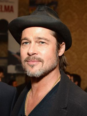 Brad Pitt Has Reached Peak Hotness With This New Cover
