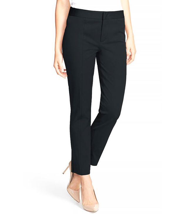 NYDJ Two-Way Stretch Ankle Straight Leg Pants