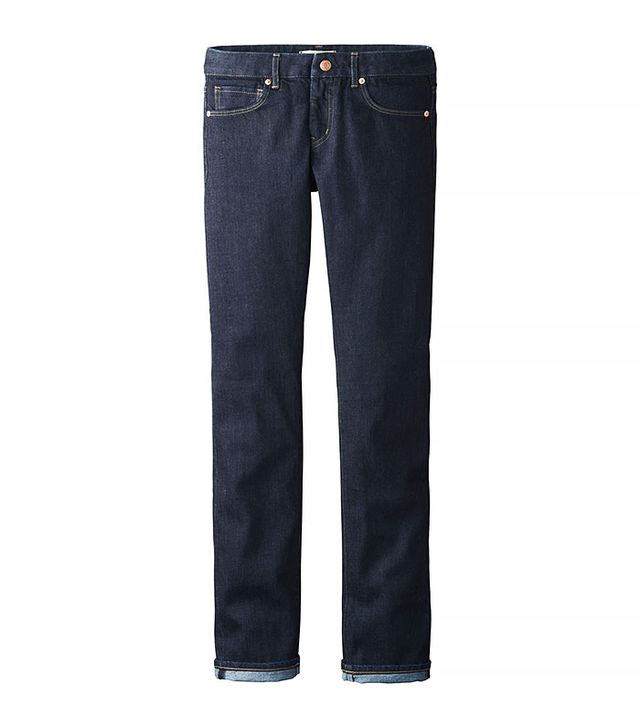 Uniqlo Women IDLF Selvedge Jeans