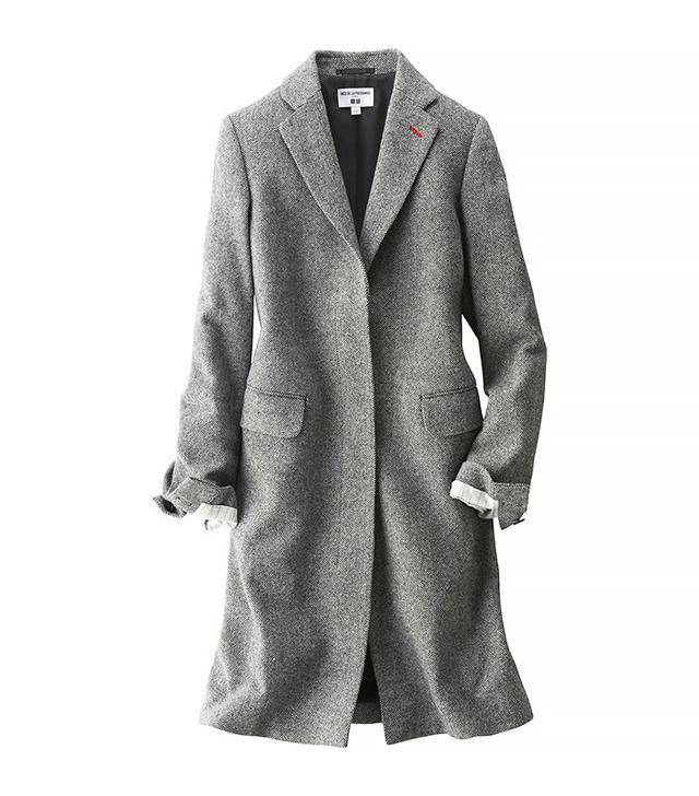 Uniqlo Women IDLF Chester Coat