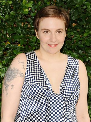 "LOL: Lena Dunham Shares Her Halloween Costume ""Disasters"""