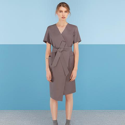 Hartington Wrap Dress