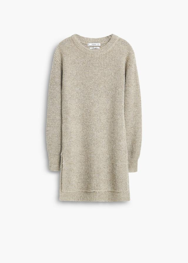 Mango Flecked Sweater
