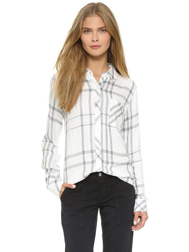 Rails Hunter Collar Shirt