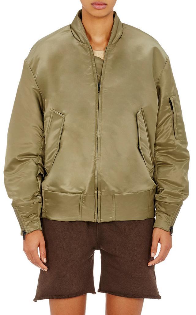 Adidas Originals by Kanye West Yeezy Season 1 Nylon Bomber Jacket