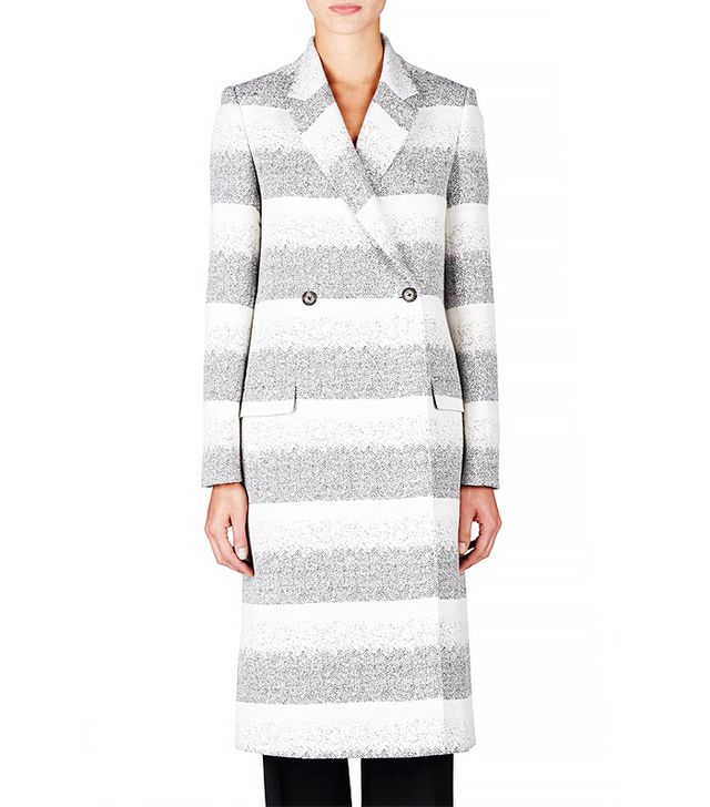 Brock Collection Stripe DB Coat