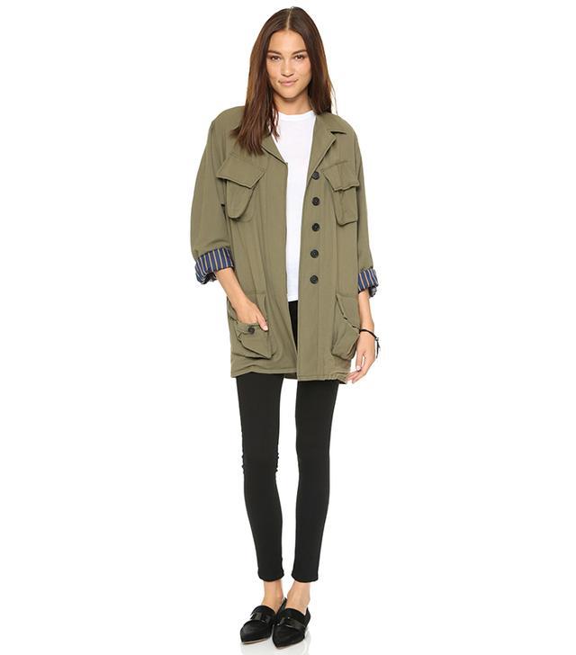 Smythe Oversized Army Jacket