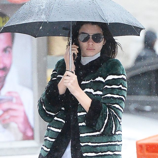 How Kendall Jenner Wears Her New Favorite Shoes