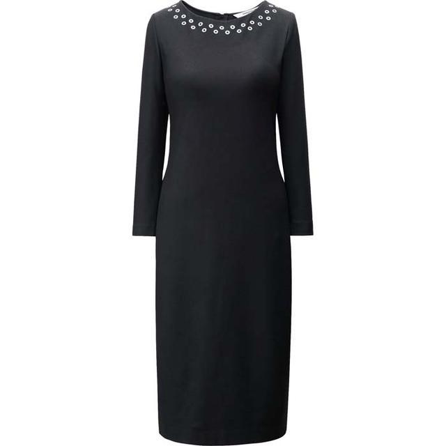 Carine Roitfeld x Uniqlo Jersey 3/4 Sleeve Dress
