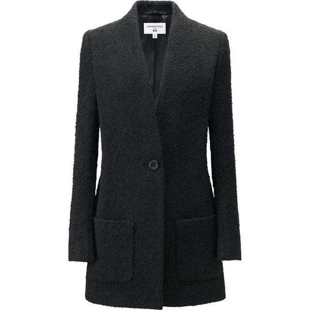 Carine Roitfeld x Uniqlo Soft Wool Jacket