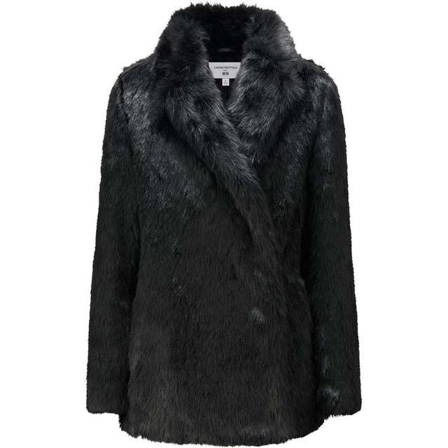 Carine Roitfeld x Uniqlo Faux Fur Short Coat