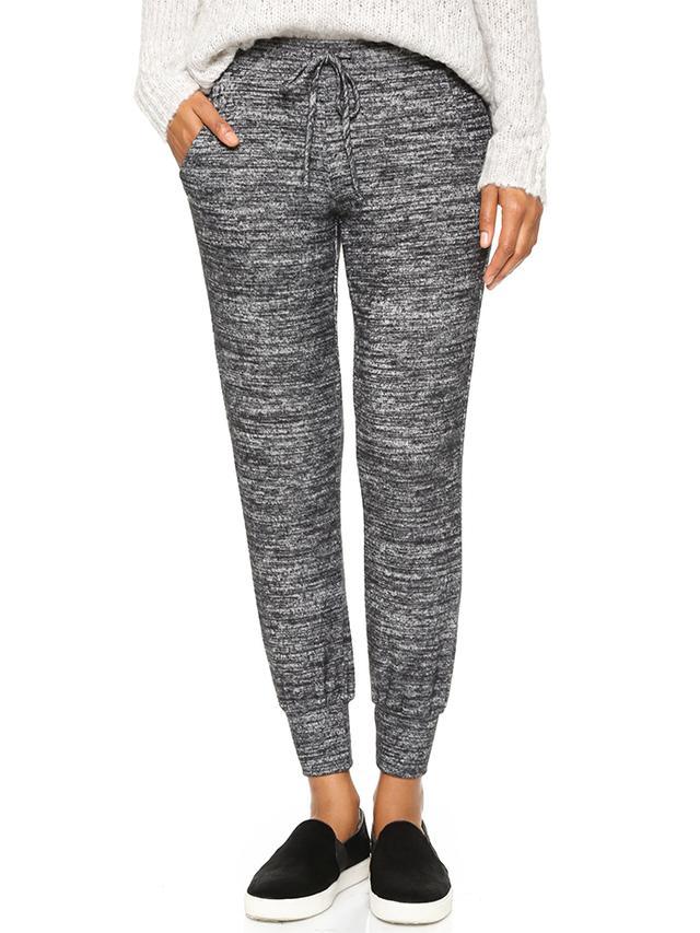 Velvet Cozy Jersey Pants