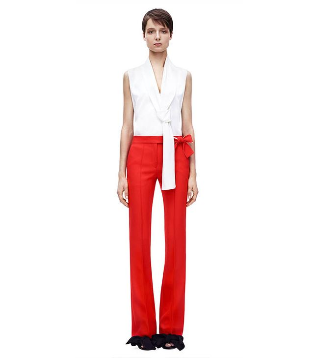 Victoria Beckham Flare Trousers