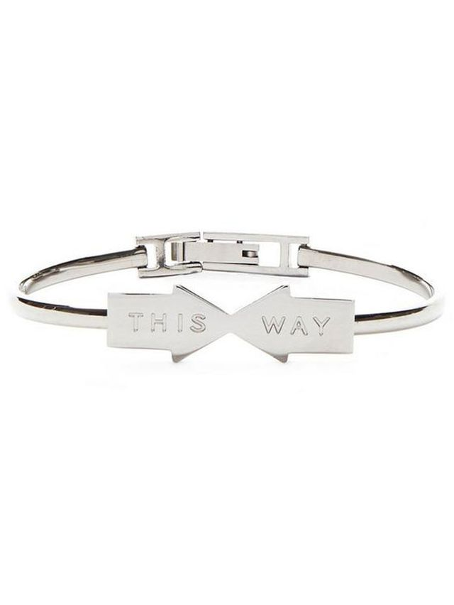Marc by Marc Jacobs Disney Collection This Way Hinge Cuff