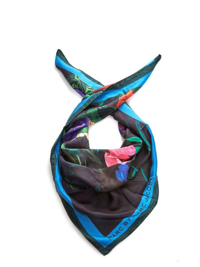 Marc by Marc Jacobs Disney Collection Garden Scarf
