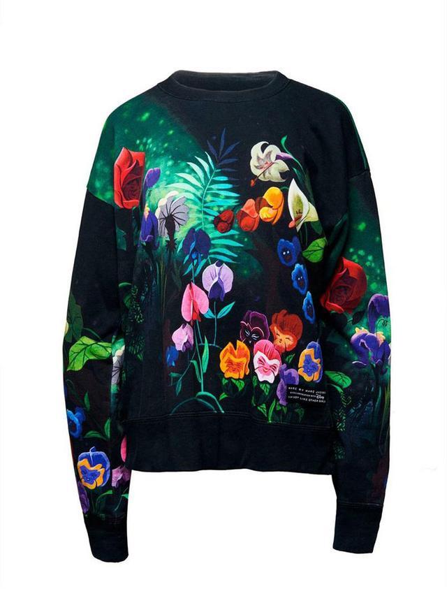 Marc by Marc Jacobs Disney Collection Garden Sweatshirt