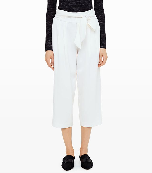 Club Monaco Domme Cropped Trousers