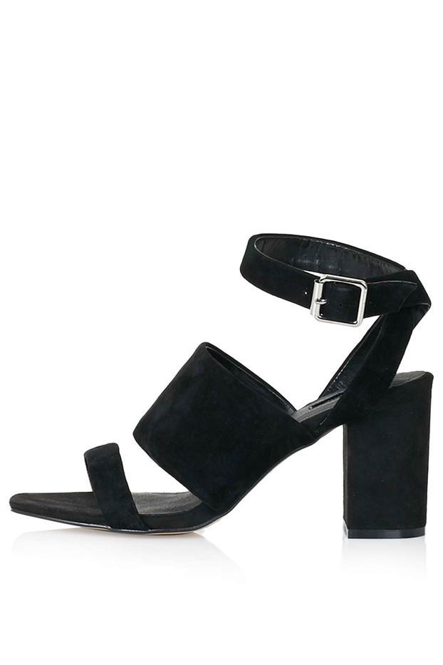 Topshop Nougat Mid Sandals