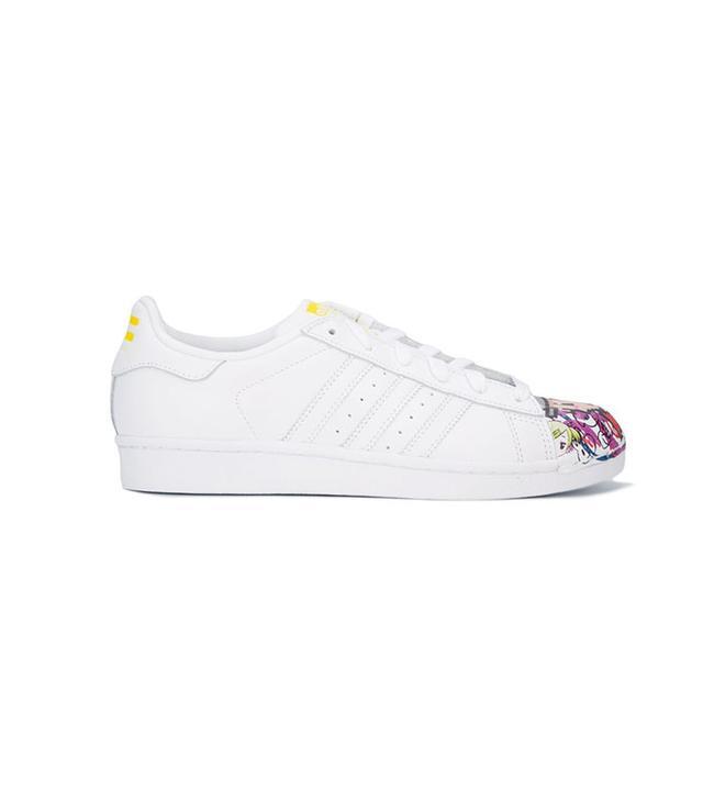adidas Originals x Pharrell Williams 'Superstar Pharrell Supershell' Sneakers