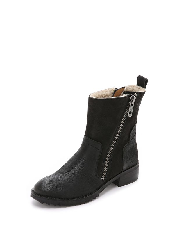 Dolce Vita Kincaid Shearling Lined Boots