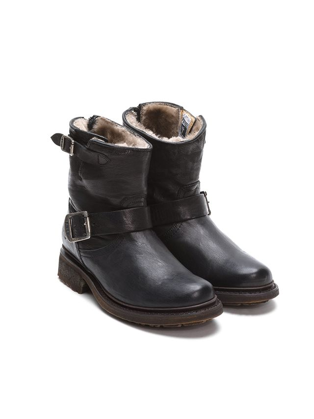 Frye Valerie 6 Shearling Boots
