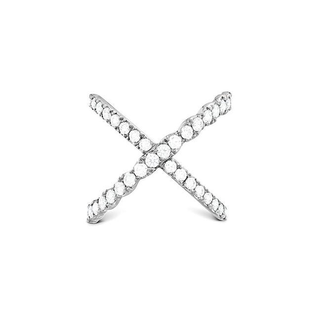 Hearts On Fire Lorelei Diamond Criss Cross Ring