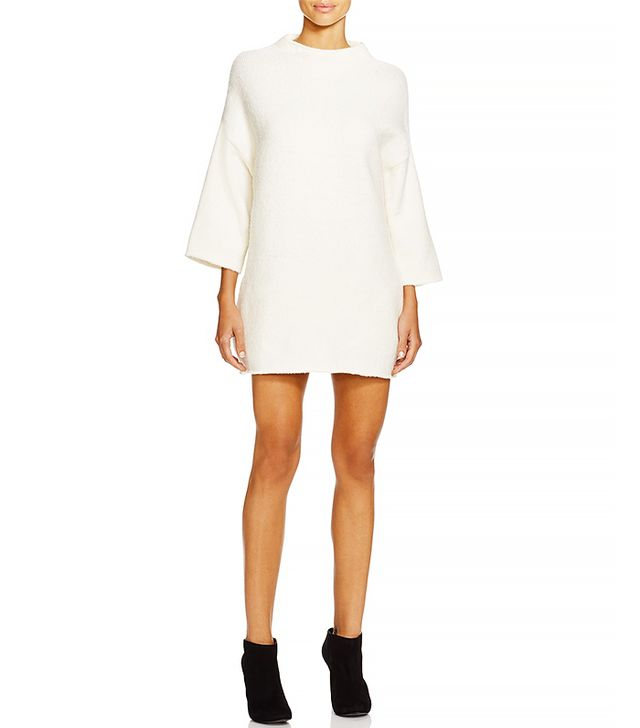 C/Meo Collective Warm Winds Bracelet Sleeve Sweater Dress
