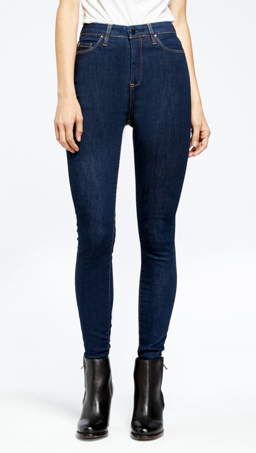 Blank NYC Hi Rise Jeans