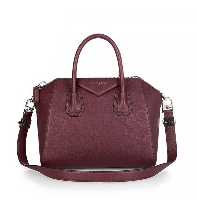 Givenchy Antigona Small Sugar-Leather Tote