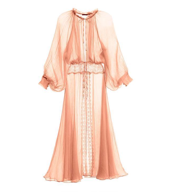 Victoria's Secret Designer Collection Chiffon Robe