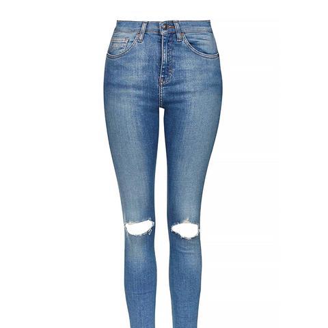 Moto Cain Premium Skinny Jeans