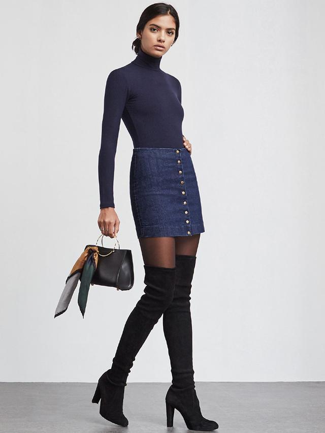 Reformation Mallory Skirt
