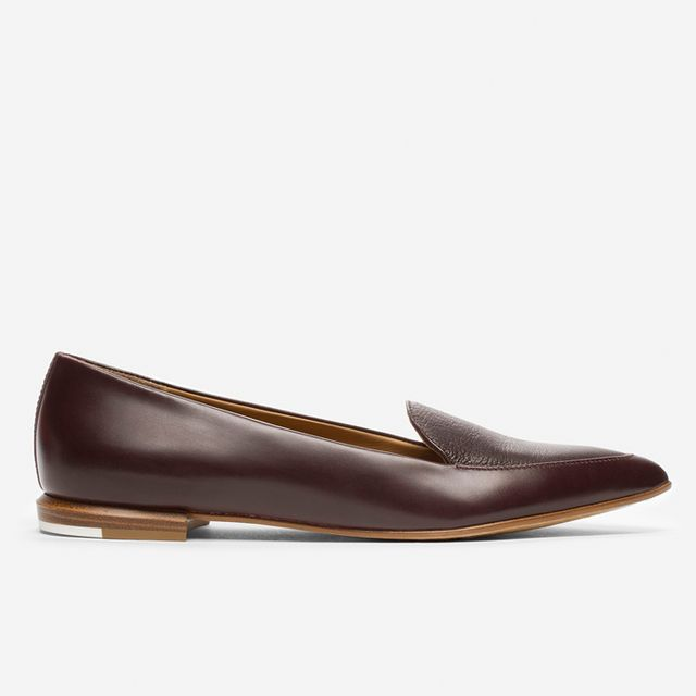 Everlane The Modern Point Loafers