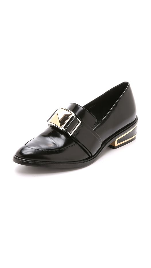 Rachel Zoe Baisley Embellished Loafers