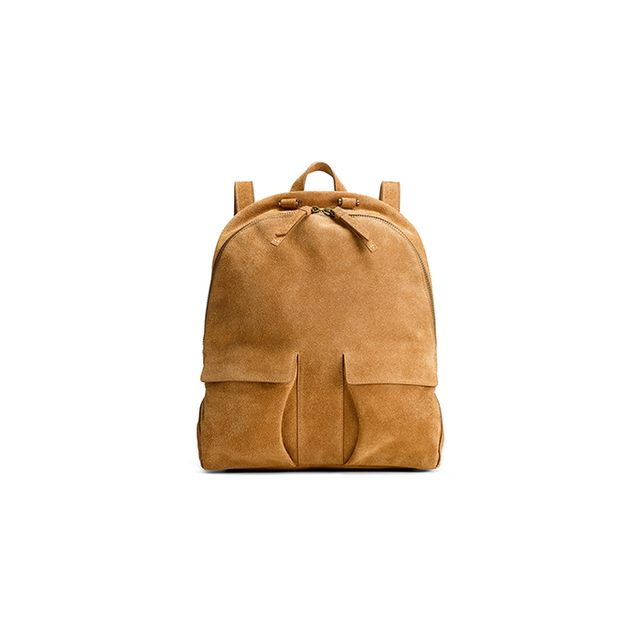 Kenneth Cole New York Rounded Backpack