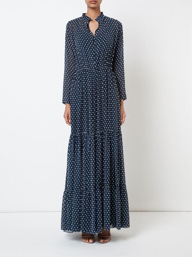 Saloni Alexia Shirt Dress