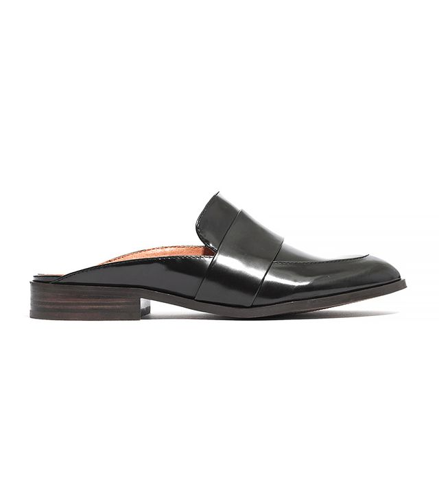Madewell Elin Backless Loafers