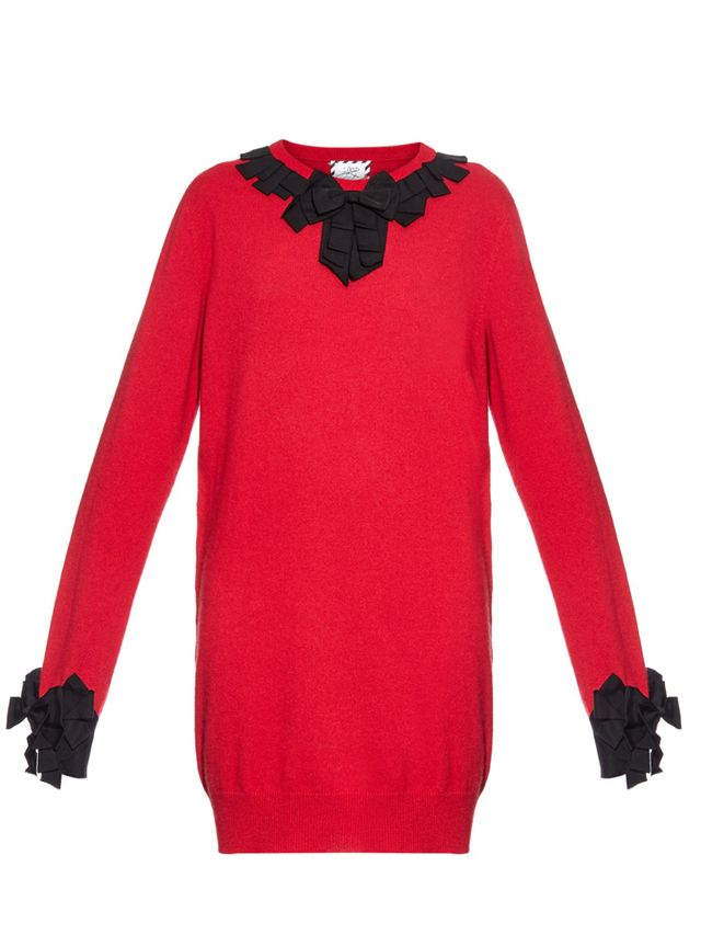 Giles Deacon x Erin O'Connor Holiday Sweater