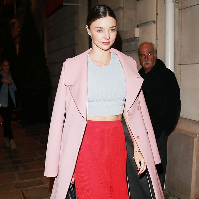 Where Celebrities Get Their Cold-Weather Crop Tops