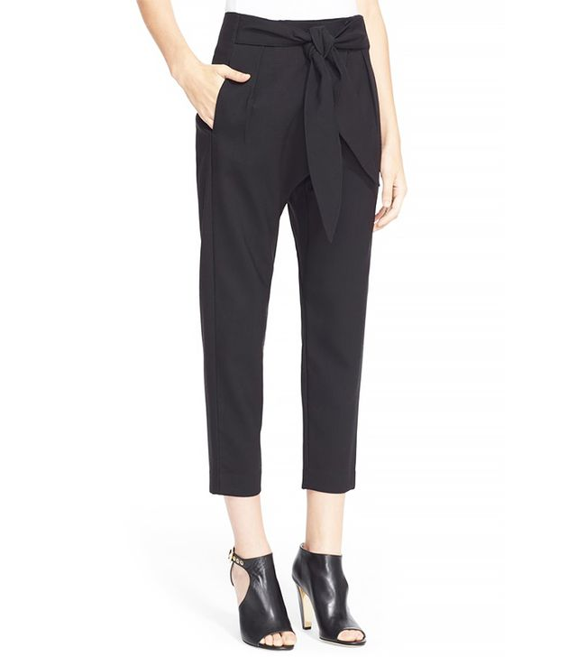 AYR The Abstract Tie Waist Pants