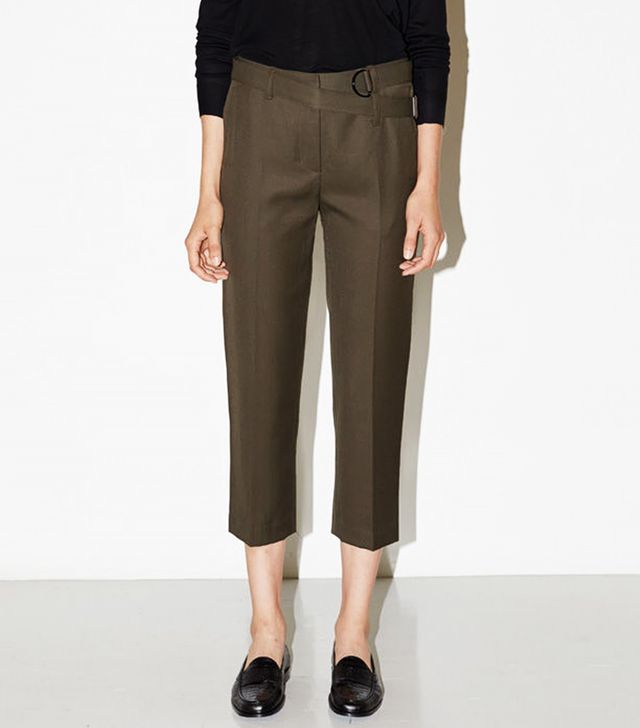 3.1 Phillip Lim Cropped Utility Trousers