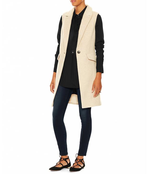 Exclusive for Intermix Daria Vest