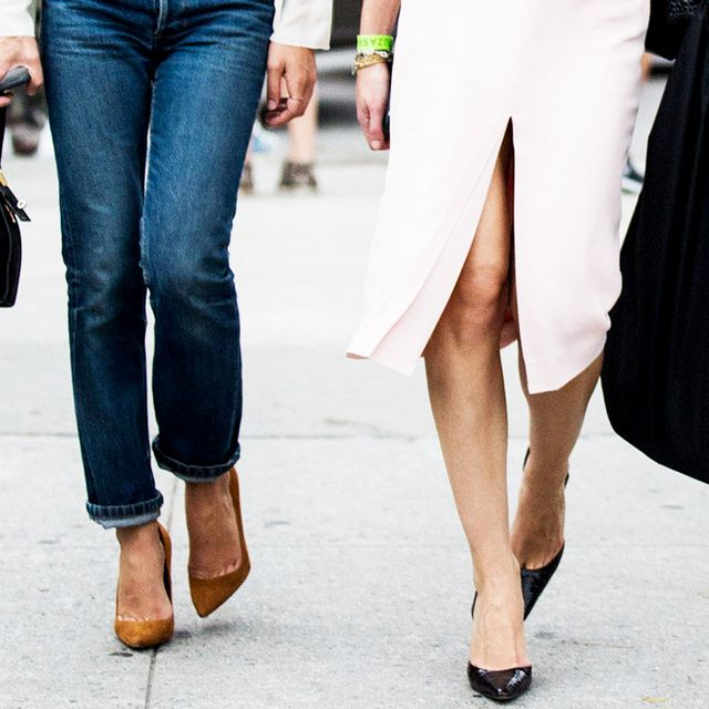 How to Actually Make Pumps More Comfortable, According to a Doctor