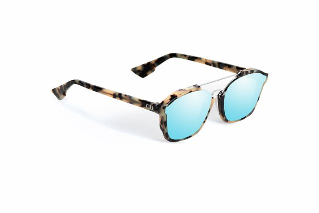 Dior Abstract Icy Blue Sunglasses