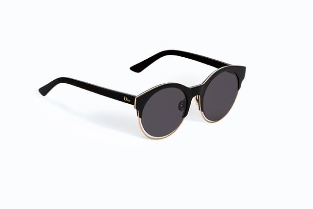 Dior Black Sideral Sunglasses
