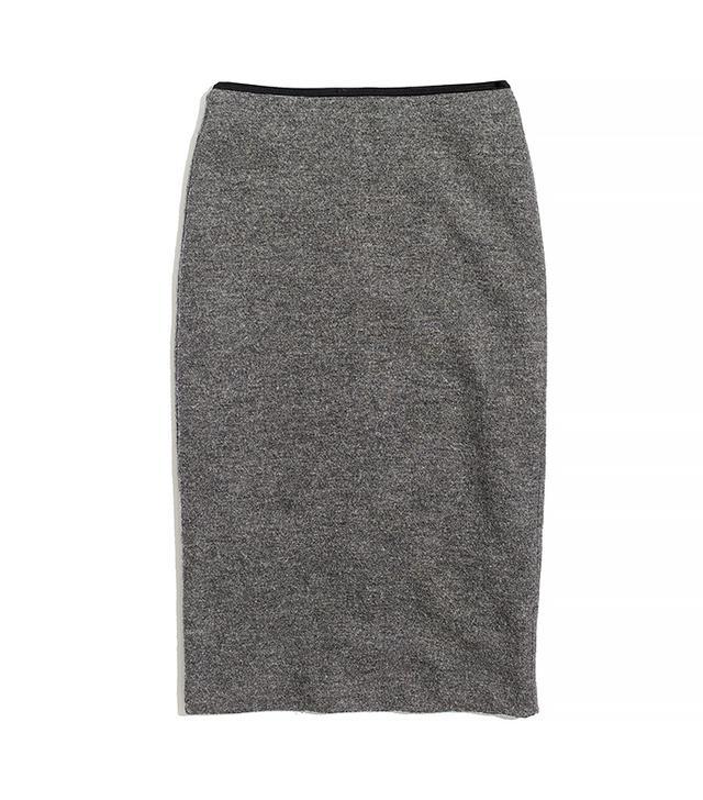 Madewell Pillar Midi Skirt