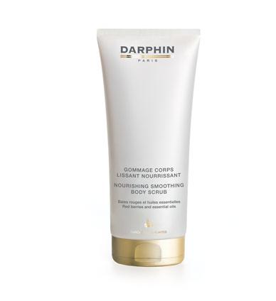 Darphin Nourishing Smoothing Body Scrub ($60)