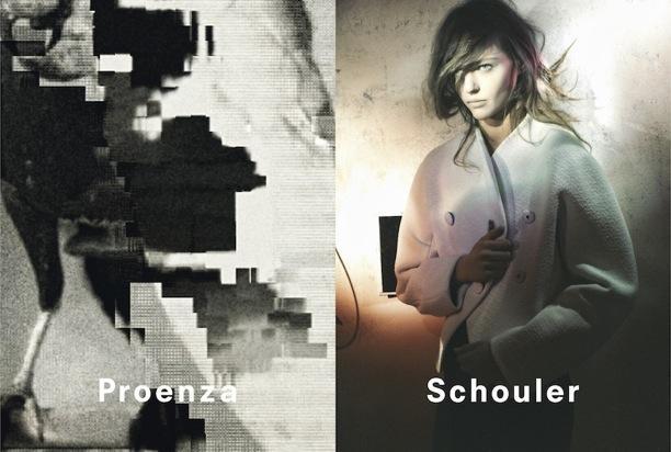 Proenza Schouler | F/W 2013 Campaign