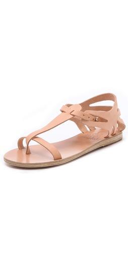 Ancient Greek Sandals  Ariadne T-Strap Sandals