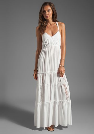 6 Shore  Road Twin Isles Maxi Dress